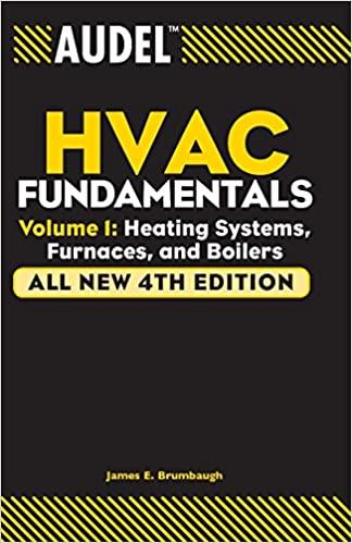 Audel HVAC Fundamentals Volume 1-4th Edition