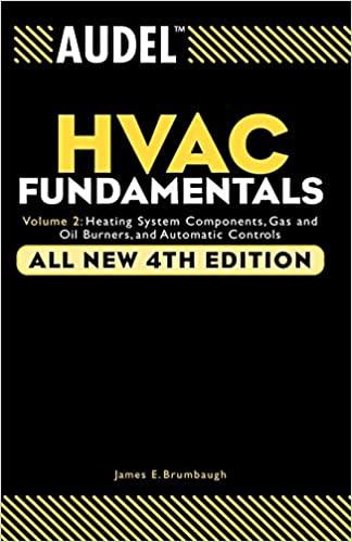 Audel HVAC Fundamentals Volume 2-4th Edition
