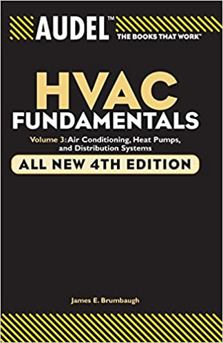 Audel HVAC Fundamentals Volume 3-4th Edition