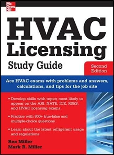 HVAC Licensing Study Guide 2nd Edition