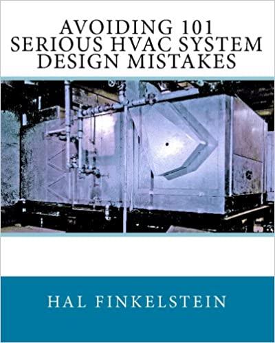 Avoiding 101 Serious Hvac System Design Mistakes