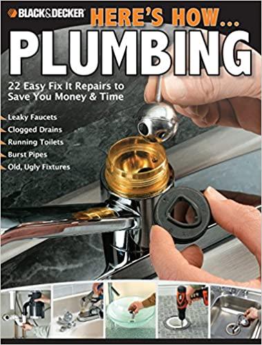 Black & Decker Here's How...Plumbing