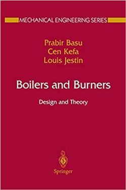 Boilers and Burners Design and Theory