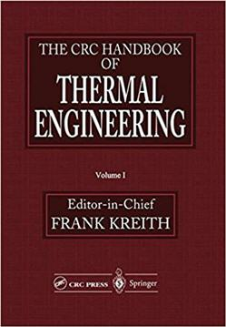 CRC Handbook of Thermal Engineering 1st Edition