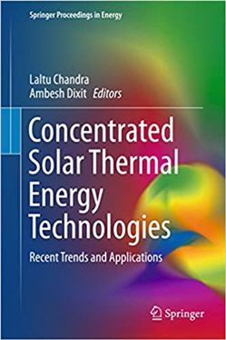Concentrated Solar Thermal Energy Technologies