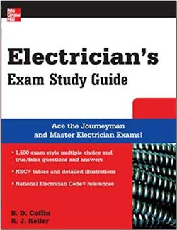 Electrician's Exam Study Guide 1st Edition