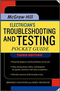 Electrician's Troubleshooting and Testing Pocket Guide 3rd Edition