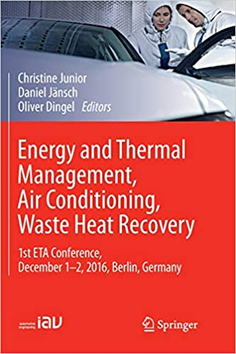 Energy and Thermal Management Air Conditioning Waste Heat Recovery