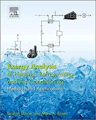 Exergy Analysis of Heating Refrigerating and Air Conditioning