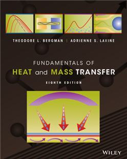 Fundamentals of Heat and Mass Transfer 8th Edition