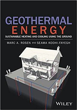 Geothermal Energy Sustainable Heating and Cooling Using the Ground