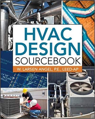 HVAC Design Sourcebook by W. Larsen Ange