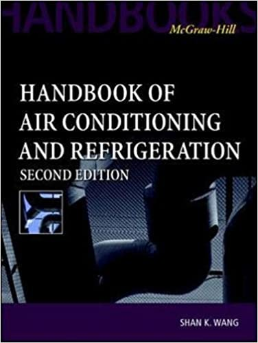 Handbook of Air Conditioning and Refrigeration 2nd Edition
