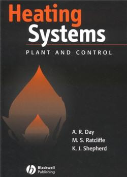 Heating Systems Plant and Control by Anthony Day