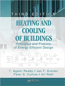 Heating and Cooling of Buildings 3rd Edition