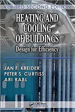 Heating and Cooling of Buildings Design for Efficiency 2nd Edition
