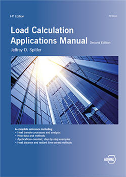 Load Calculation Applications Manual 2nd Edition IP Edition