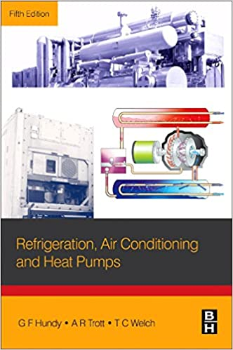 Refrigeration Air Conditioning and Heat Pumps 5th Edition
