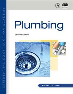 Residential Construction Academy Plumbing 2nd Edition