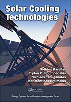 Solar Cooling Technologies 1st Edition