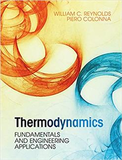 Thermodynamics Fundamentals and Engineering Applications