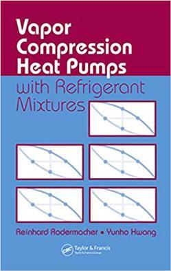 Vapor Compression Heat Pumps with Refrigerant Mixtures