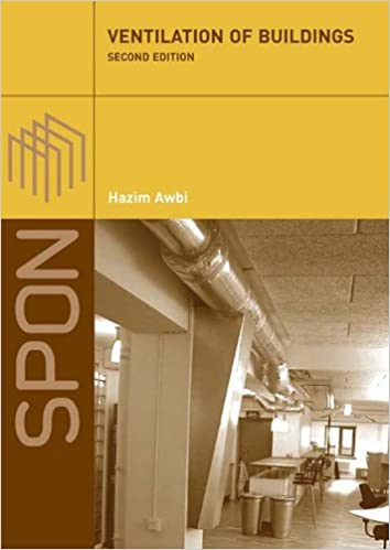 Ventilation of Buildings 2nd Edition