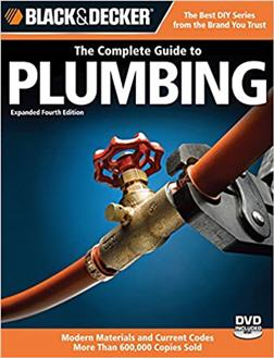 Black & Decker The Complete Guide to Plumbing Expanded 4th Edition