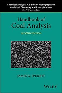 Handbook of Coal Analysis 2nd Edition
