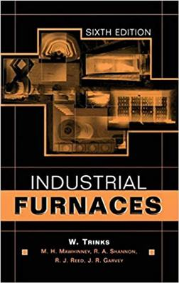 Industrial Furnaces 6th Edition