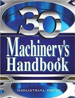 Machinery's Handbook 30th Edition