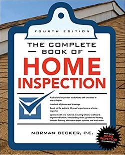 The Complete Book of Home Inspection 4th Edition