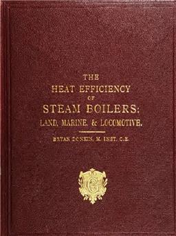 The Heat Efficiency of Steam Boilers